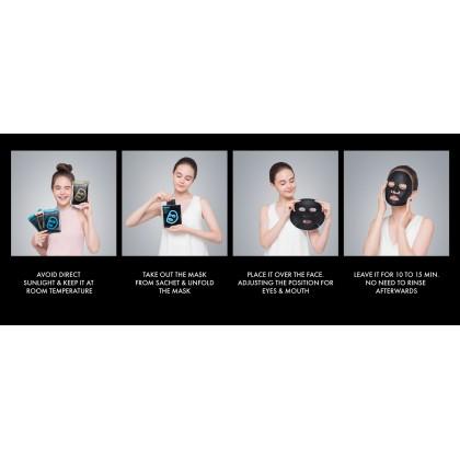 TTM Anti-Imperfection Black Mask